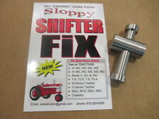 International Farmall Ih Tractor Sloppy Shifter Repair The Original Stainless