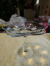 Vintage Appetizer Serving Dish 5.5 Tall 7.0 across
