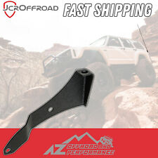 JCR Offroad Driver Side CB Antenna Mount - Black PC - for 84-96 Jeep Cherokee XJ