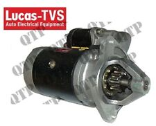 FORDSON MAJOR,SUPER,POWER MAJOR STARTER MOTOR LUCAS TVS