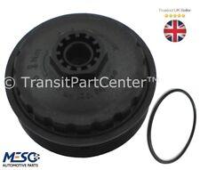 OIL FILTER COOLER BOTTOM SCREW CAP BOWL FORD TRANSIT MK6 2.0 2.4 2000-2006