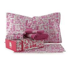 Kit regalo Bassetti Home in a Box Pink per letto Singolo una piazza N696