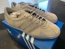 Adidas Tonacco Uk 12 Ice Grey New