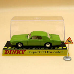 Atlas Dinky toys ref 1419 COUPE FORD THUNDERBIRD 1/43 Diecast Models green