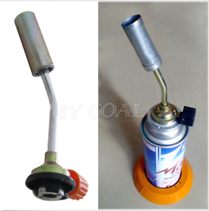 Butane Gas Camping Welding Tool BBQ Tool Blow Torch Ignition Flamethrower Burner