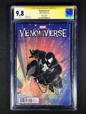 Venomverse #1 CGC 9.8 SS (2017) - McFarlane Remastered Edition 1:1000 - Stan Lee