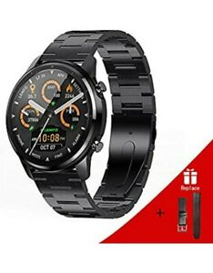 LEMFO Smart Watch for Men, Full Touch Screen GPS Smart Watch Heart Rate Monitor
