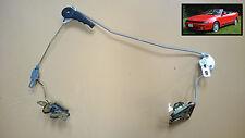 TOYOTA CELICA MK5 1990-93 CONVERTIBLE REAR SEAT LOCK STRIKER CATCH & HANDLE