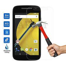 100% HD Film protecteur écran en verre trempé Pour Motorola Moto E XT1021