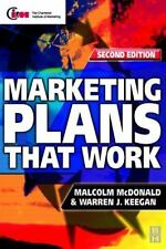 Marketing Plans That Work 2 Edition (2001) - Used Paperback Good Free Shipping