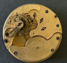 Illinois Gr-115, 16sz. 15j, Pocket watch Mvmt/Dial! Parts/Repair Only 600 made