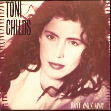 TONI CHILDS - DON'T WALK AWAY - 3 INCH 8 CM CARDBOARD SLEEVE CD MAXI