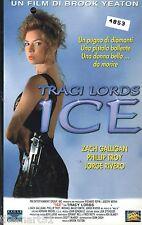 ICE  (1994) VHS Fox  Video  Traci Lords  Brook Yeaton