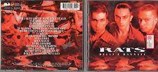 RATS CD fuori catalogo BELLI E DANNATI 1994 ottime condizioni LIGABUE