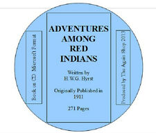 Adventures Among the Red Indians - Book on CD Edition