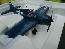 Armour Franklin Mint Metal 1/48 F6f5 Hellcat US Navy Cgv15 USS Essex 98174