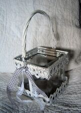 Country Decor Lantern Shabby Chic Country-Style Vintage Tealight