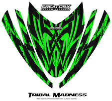 ARCTIC CAT M CROSSFIRE SNOWMOBILE SLED HOOD CREATORX GRAPHICS KIT TMG