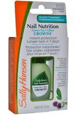 Sally Hansen Nail Nutrition Green Tea Olive 13.3 Ml.