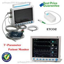 CMS8000 Capnograph Vital Signs ICU CCU Multi-parameter Patient Monitor+ETCO2 CE