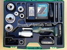 "Greenlee LS50L battery hydraulic knockout Speed punch die 1/2-2"" KO LS50L11SBSP"