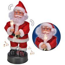 Grugnisci & danza BABBO NATALE DANZANTE NATALIZIO-Uomo Decorazione di Natale Xmas
