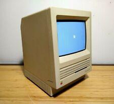 Apple Vintage Macintosh SE M5011 Desktop Computer Clean With Power Cord Works