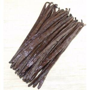 Grade A Prime Gourmet Bourbon Madagascar Vanilla Beans Canada - Shop by Pounds