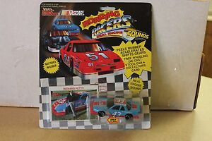 1991 Roaring Racers #43 Richard Petty STP Pontiac Grand Prix 1/64