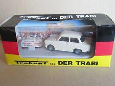 243 Vitesse Portugal Trabant 601 Der Trabi DDR 9 November 1989 Beige 1:43 Box