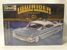 Revell 59 Chevy Impala Hardtop Lowrider 1/25 85-2877 (FACTORY SEALED) FREE SHIP!