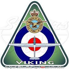 VIKING T.1 RAF Grob G103A Twin II Acro Britische Luft Kadetten VGS Aufkleber