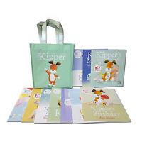 Mick Inkpen Collection Kipper 10 Books Set NEW Kipper,Kipper's Birthday,Monster