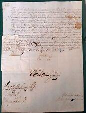 FIRMA REAL, CARLOS II,Bartolomé Ordovás, pagos justica,1695 ?