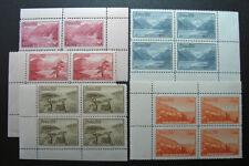 Russia 1959 2272//2280 Variety MNH OG Russian Scenic Views Block Set $1,200.00!!
