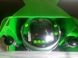 dj johnny bot rock n roll rolling karaoke jukebox robot NEW IN BOX Trendmasters