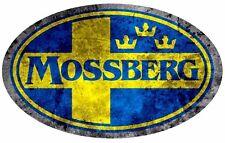 "Mossberg ""Battle Tested Edition"" Decal | Sticker 9"" x 5"" BOGO"