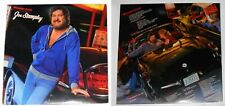 "Joe Stampley - Memory Lane - U.S. 12"" promo LP vinyl with press kit"
