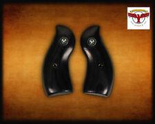 "Ruger Redhawk Round Butt Style Black Diamondâ""¢ Grips + Silver Liberty Eagles ^"