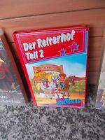 Der Reiterhof, Teil 2, ein Bibi Blocksberg Buch