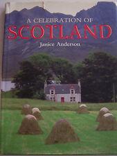 A CELEBRATION OF SCOTLAND TRES BEAU LIVRE EN ANGLAIS .