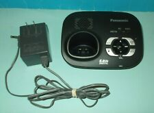 Panasonic Cordless Phone Answering Machine & Power Cord for KX-TG4321B