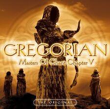 CD*GREGORIAN**MASTERS OF CHANT - CHAPTER V***NAGELNEU & OVP!!!