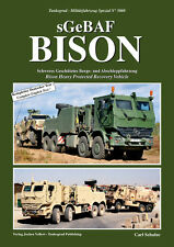 TANKOGRAD 5060 sGeBAF BISON: BISON HEAVY PROTECTED RECOVERY VEHICLE