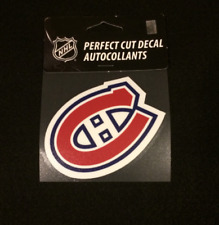 Montreal Canadiens Fan Pack -2 Window Decals