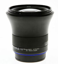 Nikon F Zeiss Kamera-Objektive