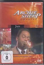 Archie Shepp Quartett - Jazz Part I Live At The Teatro Alfieri 1977 (DVD  2004)