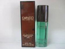 CAPUCCI POUR HOMME By Capucci Paris  After Shave Lotion 1 Fl Oz 30 ml MEN New