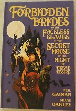 Forbidden Brides of Faceless Slaves in Secret House of the Night of Dread Desire
