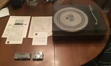 Vintage Acoustic Research AR XA Turntable Tested Clean Accessories 2 Head Shell
